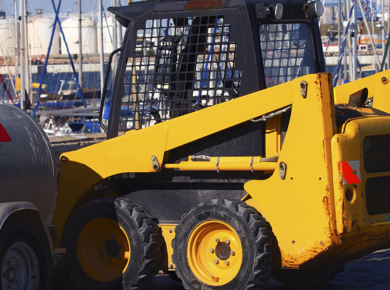 Buy salvage heavy equipment