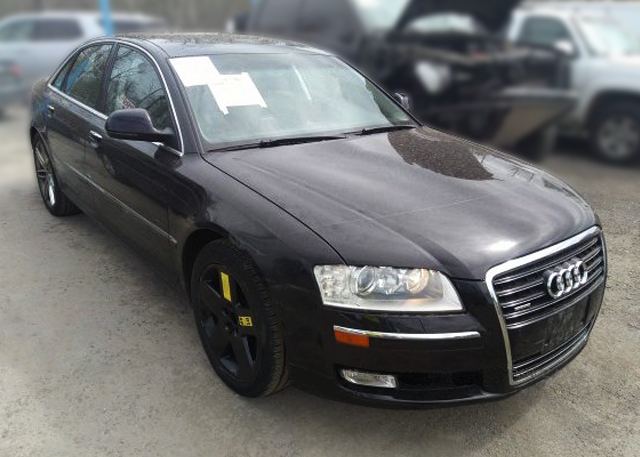 Buy used Audi A8