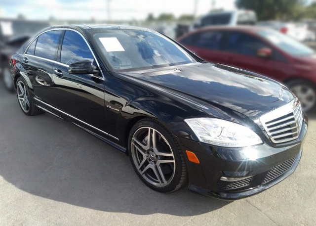Buy used Mercedes S Class