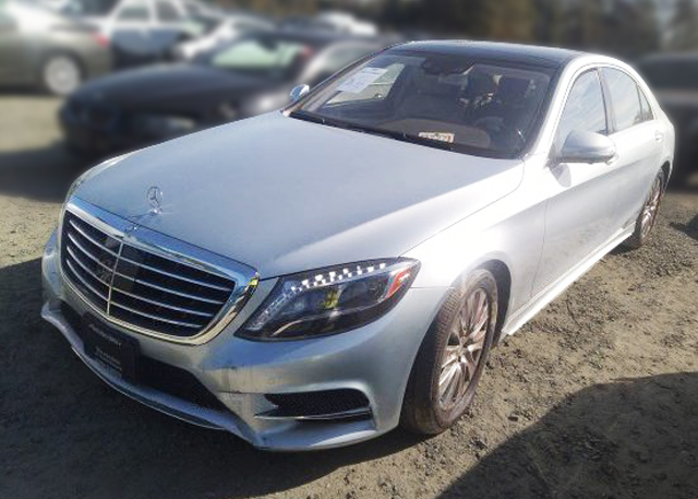 Buy used Mercedes S Class 2015