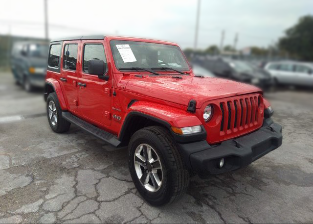 Buy 2020 Jeep Wrangler Unlimited