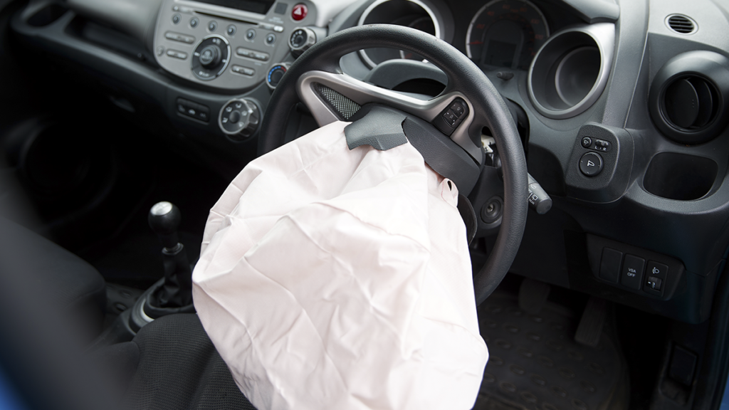 Driver Seat Airbag