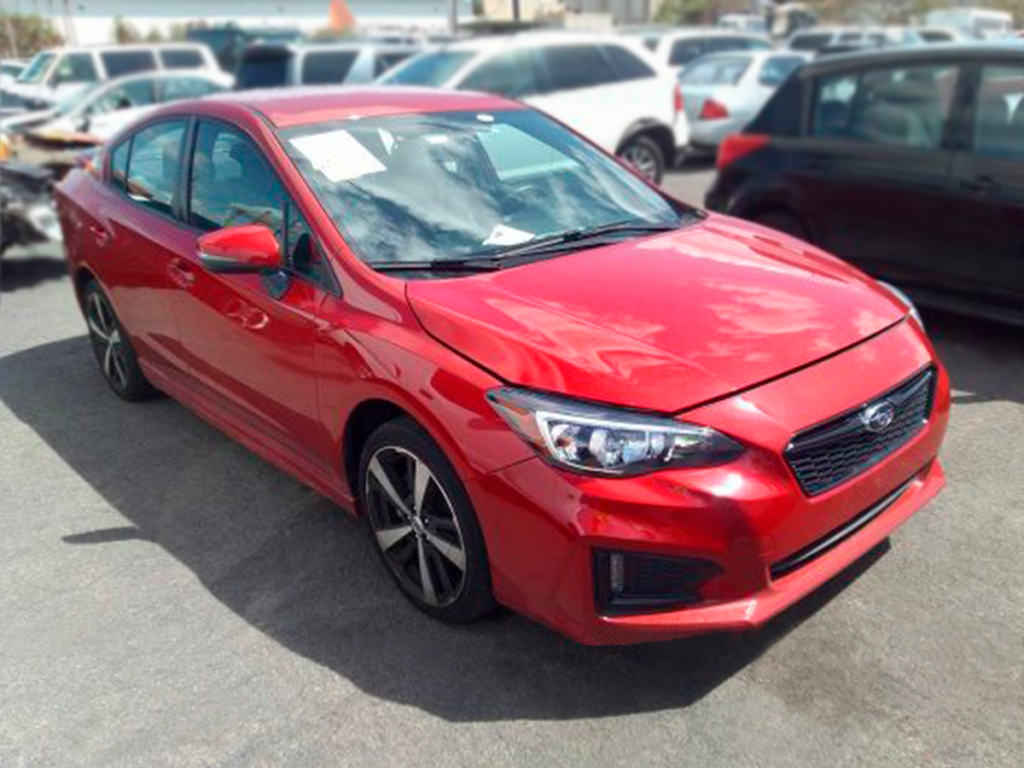 Used 2017 Subaru Impreza For Sale