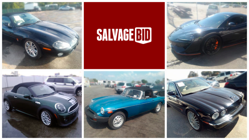 British Sports Cars for Sale