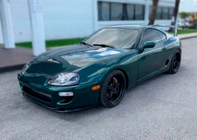 Automatic Supra For Sale