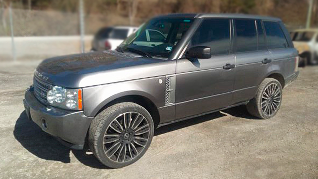 2008 range rover 4.2 supercharged