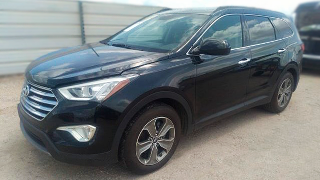 2013 santa fe limited for sale