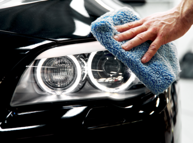 tips to clean your car