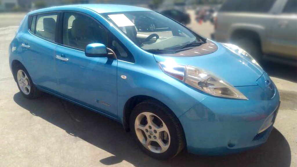 Nissan Leaf 30 kWh for sale