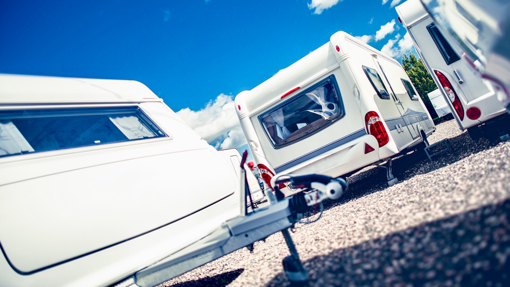 how to tow a camper trailer