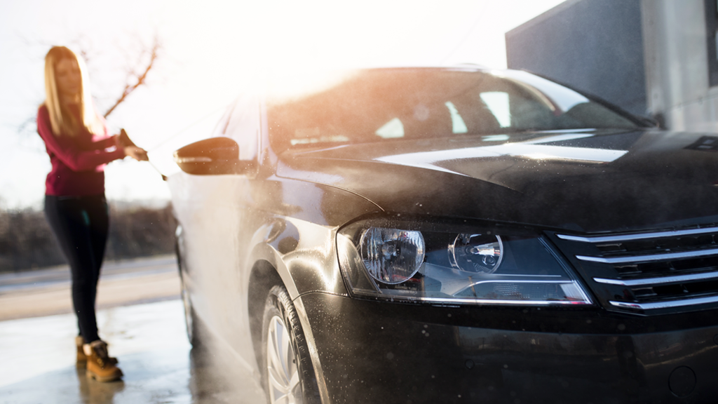 car cleaning tips exterior