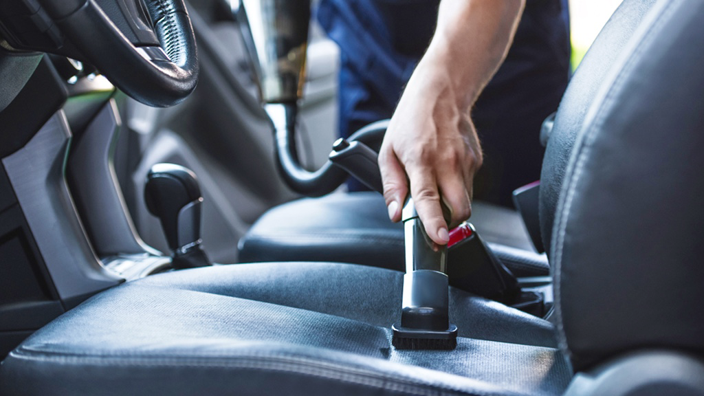tips for cleaning car seats
