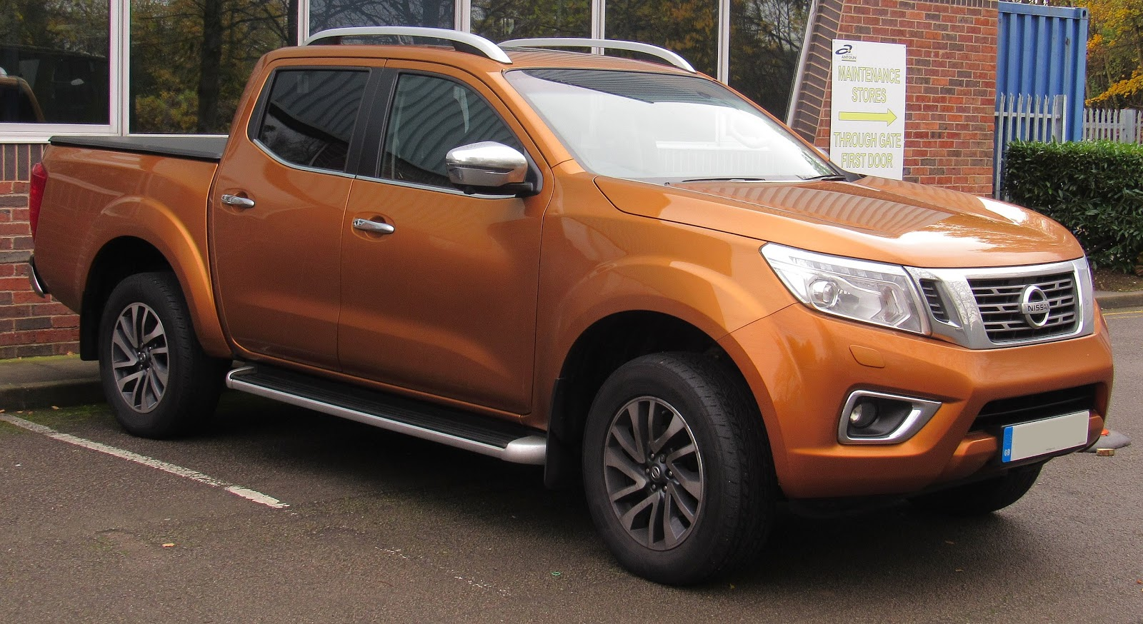 Salvage Nissan Frontier