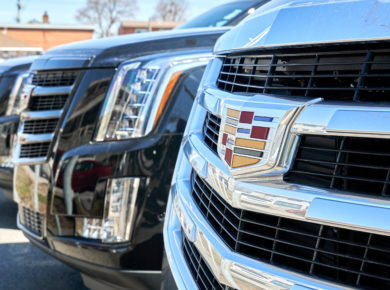 Cadillac Cars Auction