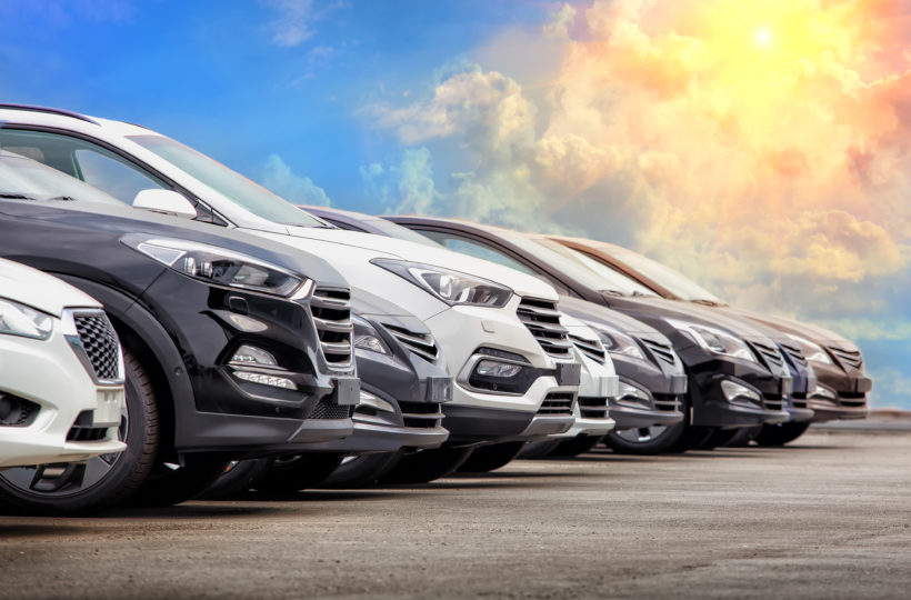 salvage cars at auction